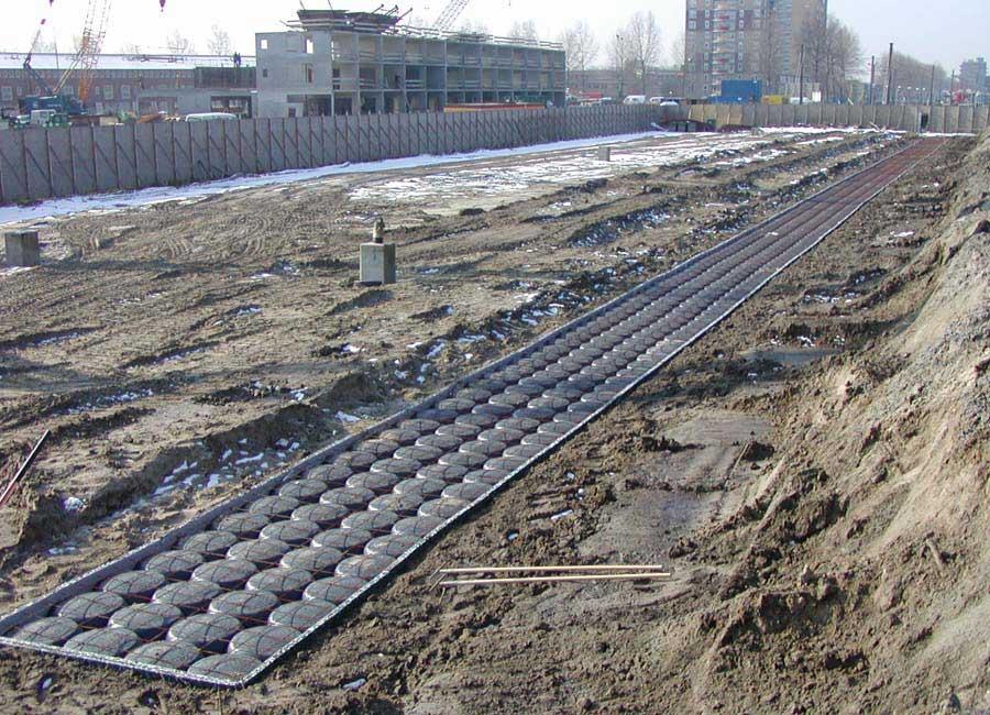 Waterblock project Nesselande